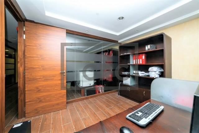 furnished office for sale in business bay, executive tower d (aspect tower)   6