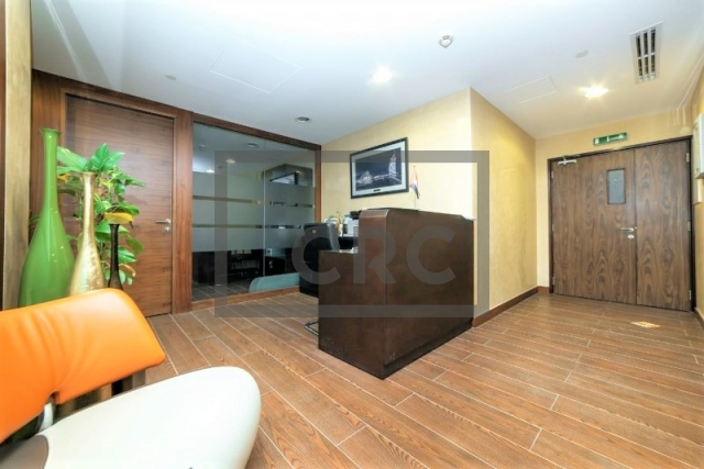 furnished office for sale in business bay, executive tower d (aspect tower)   2