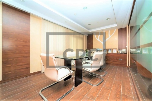 furnished office for sale in business bay, executive tower d (aspect tower)   4