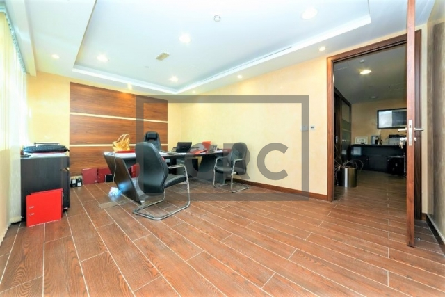 furnished office for sale in business bay, executive tower d (aspect tower)   11