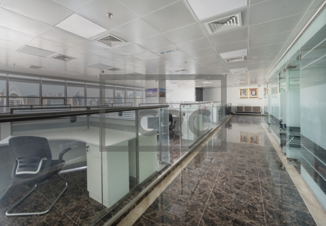 2,087 sq.ft. Office in Jumeirah Lake Towers, Mazaya Business Avenue Bb2 for AED 1,249,900