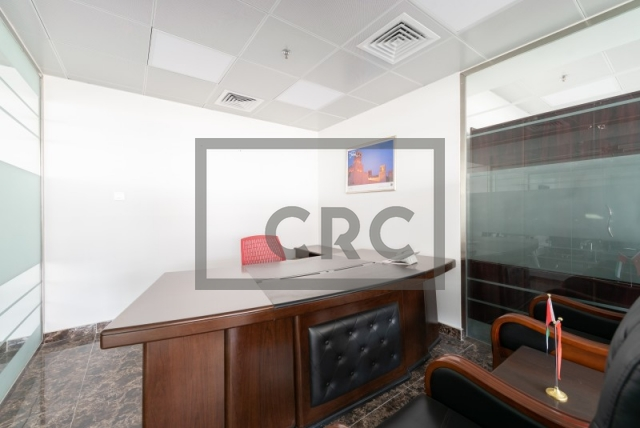 furnished office for sale in jumeirah lake towers, mazaya business avenue bb2 | 6