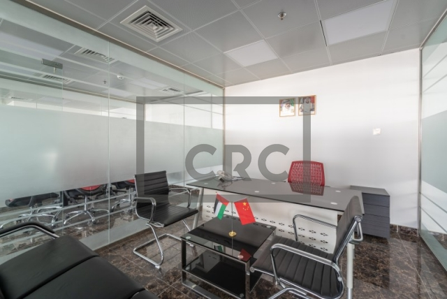 furnished office for sale in jumeirah lake towers, mazaya business avenue bb2 | 5