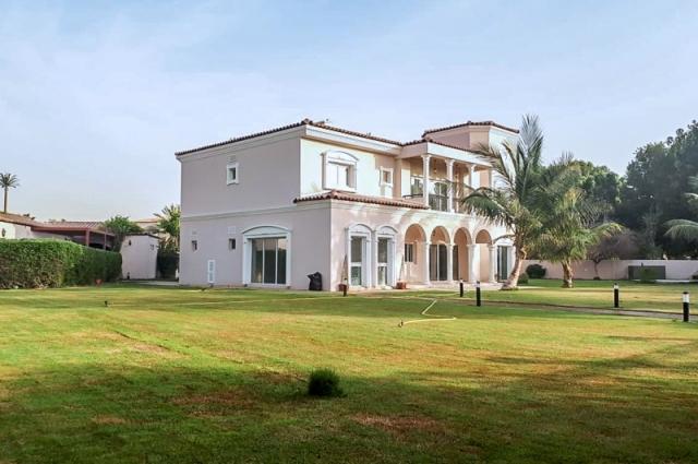 Luxury Villa Area, Green Community