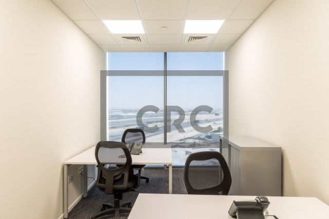 business center for rent in jebel ali, jebel ali freezone south | 2