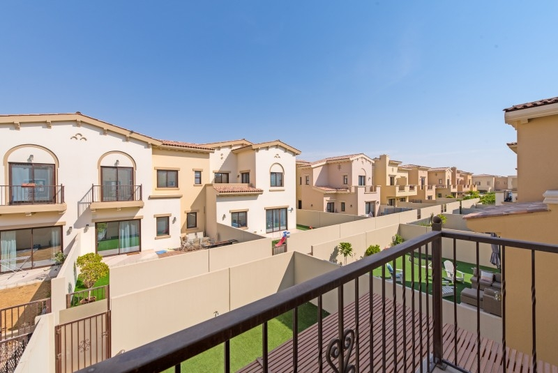 3 Bedroom Townhouse For Sale in  Mira 2,  Reem | 5