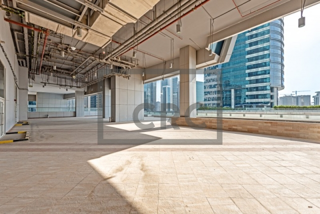retail for rent in business bay, al manara tower   2