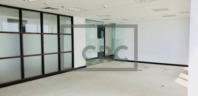 8,717 sq.ft. Office in Dubai Media City, Business Central B for AED 1,150,000
