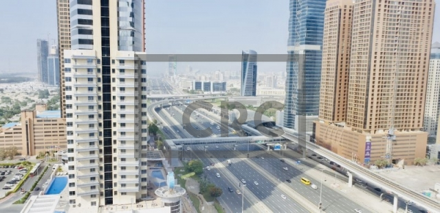 793 sq.ft. Office in Dubai Media City, Business Central B for AED 95,189