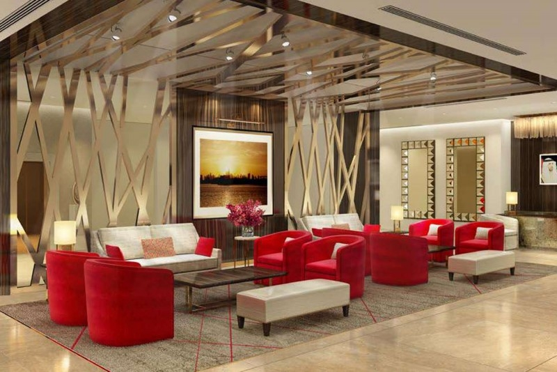 Celestia, Dubai World Central