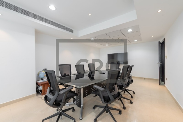 2,178 sq.ft. Office in Jumeirah Lake Towers, Fortune Executive for AED 1,200,000