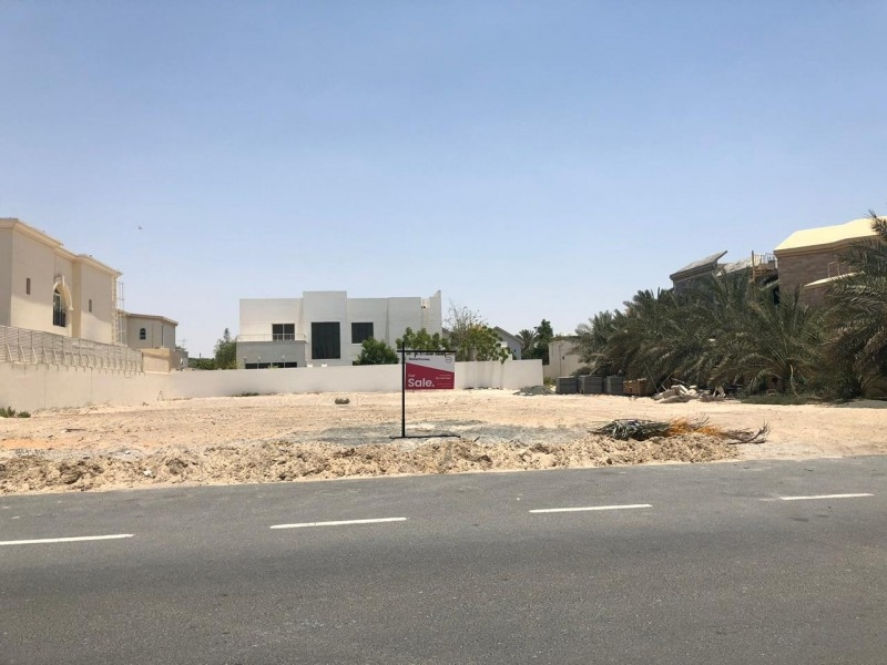Studio Residential Plot For Sale in  Al Barsha 3,  Al Barsha | 0