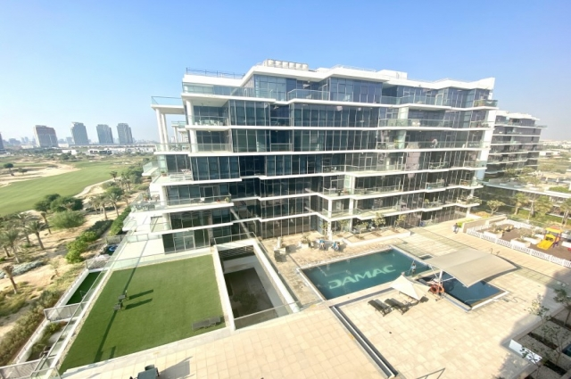 Golf Panorama A, DAMAC Hills (Akoya by DAMAC)