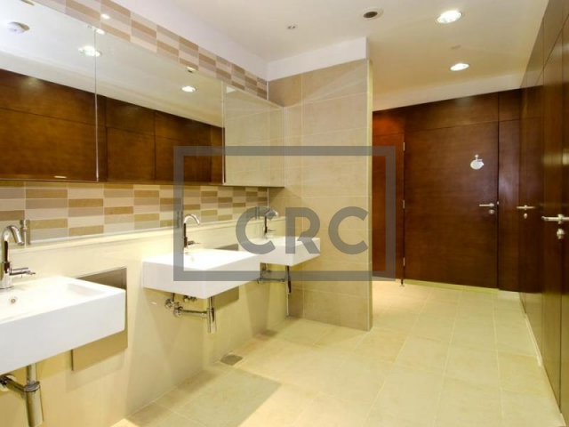 office for rent in business bay, ubora tower 1 | 3