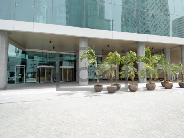 office for rent in business bay, ubora tower 1 | 9