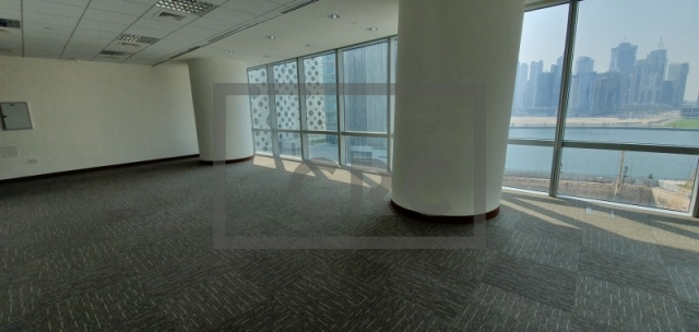 office for rent in business bay, ubora tower 1 | 13