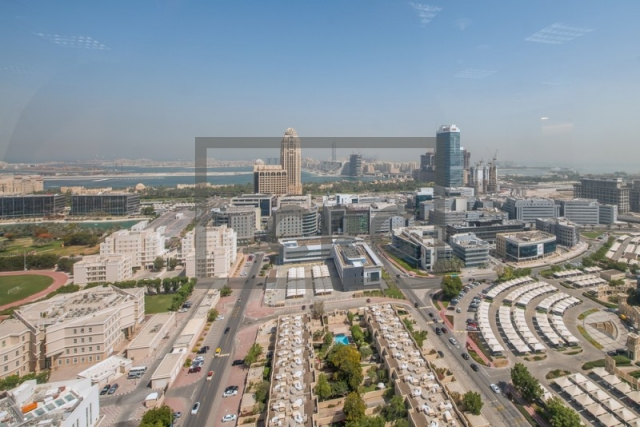 office for rent in dubai media city, arenco tower | 1