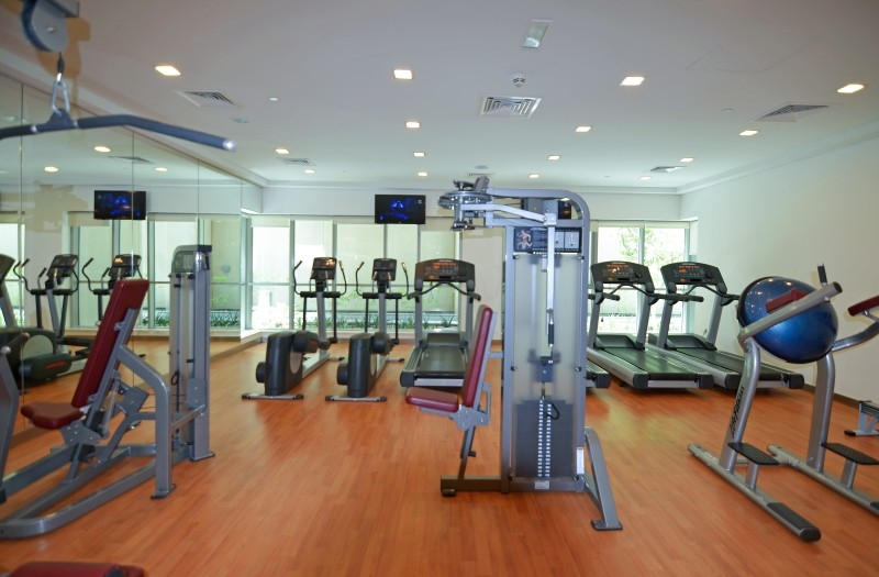 Studio Apartment For Rent in  Boulevard Central Podium,  Downtown Dubai | 8