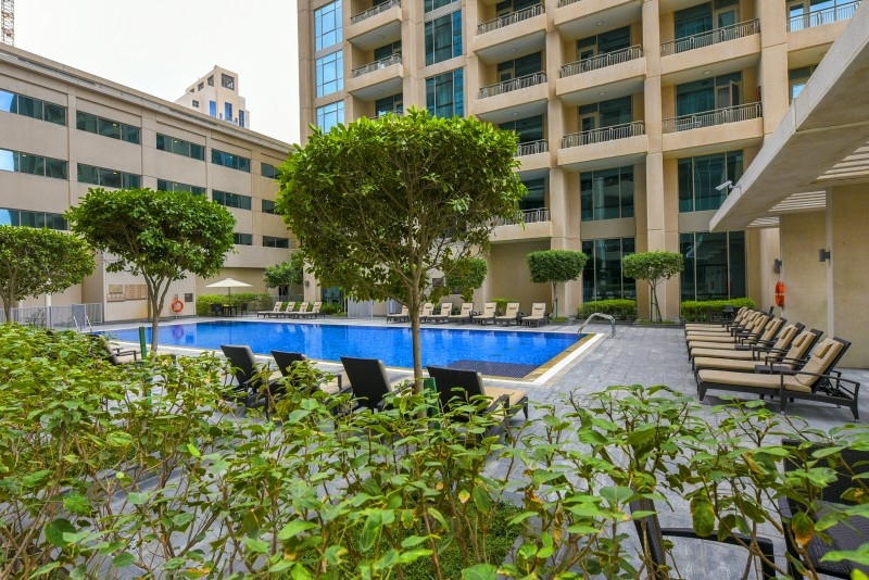 Studio Apartment For Rent in  Boulevard Central Podium,  Downtown Dubai | 9