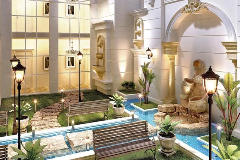 Studio Apartment For Sale in  Vincitore Boulevard (OP),  Arjan | 12