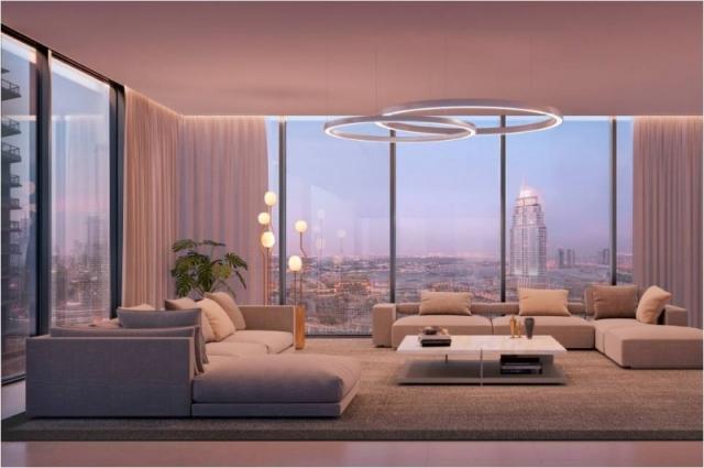 Bellevue Tower 1, Downtown Dubai