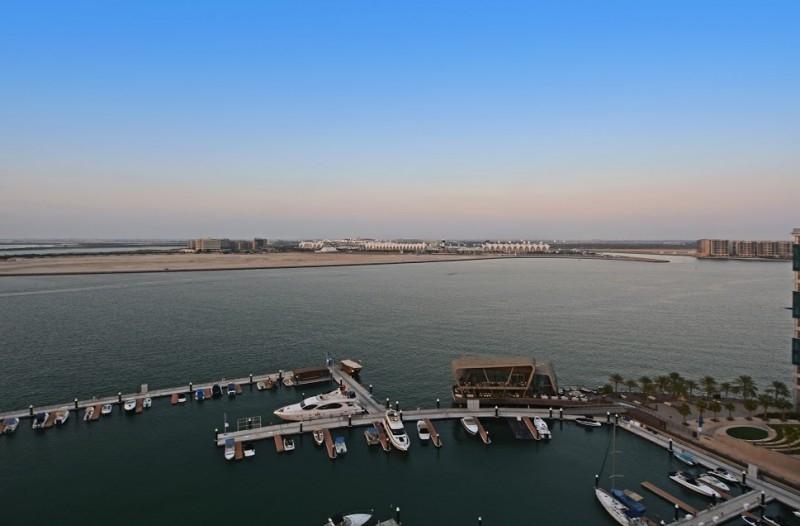 4 Bedroom Penthouse For Sale in  Al Naseem Residences C,  Al Raha Beach   11