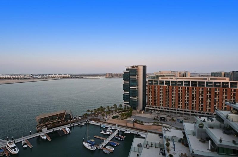 4 Bedroom Penthouse For Sale in  Al Naseem Residences C,  Al Raha Beach   12