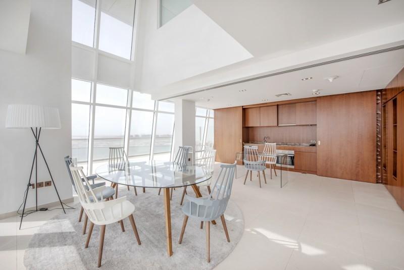 4 Bedroom Penthouse For Sale in  Al Naseem Residences C,  Al Raha Beach   3
