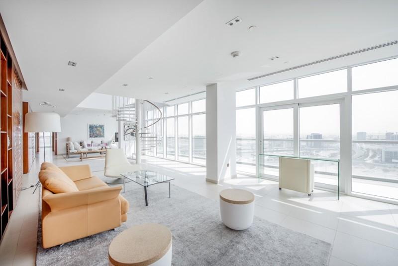4 Bedroom Penthouse For Sale in  Al Naseem Residences C,  Al Raha Beach   1