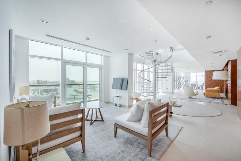 4 Bedroom Penthouse For Sale in  Al Naseem Residences C,  Al Raha Beach   0