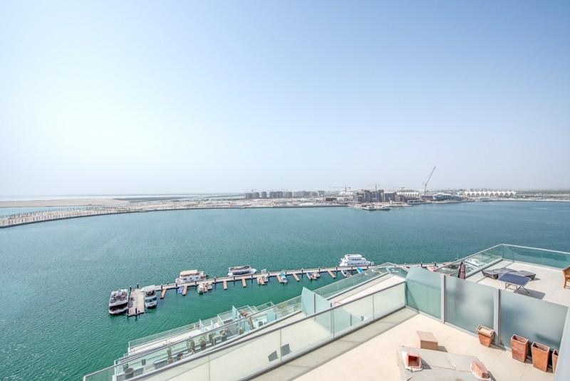 4 Bedroom Penthouse For Sale in  Al Naseem Residences C,  Al Raha Beach   2