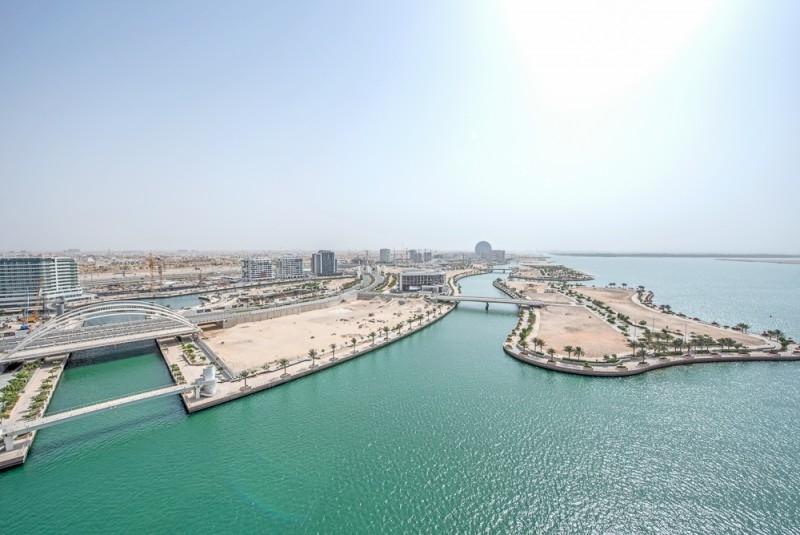 4 Bedroom Penthouse For Sale in  Al Naseem Residences C,  Al Raha Beach   10