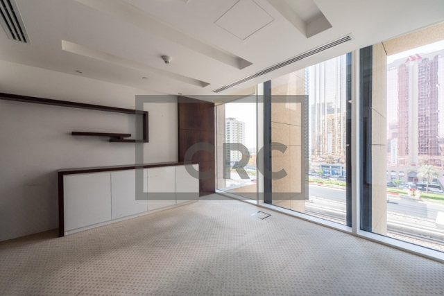 office for rent in sheikh zayed road, maze tower   1