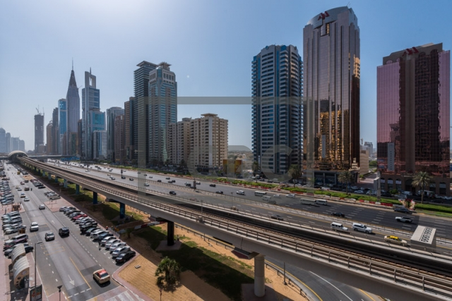 office for rent in sheikh zayed road, maze tower   13