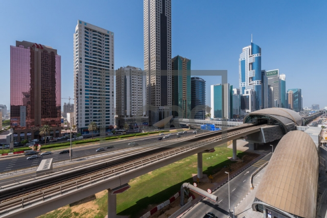office for rent in sheikh zayed road, maze tower   14