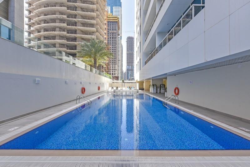 1 Bedroom Apartment For Rent in  Marina Arcade Tower,  Dubai Marina   1