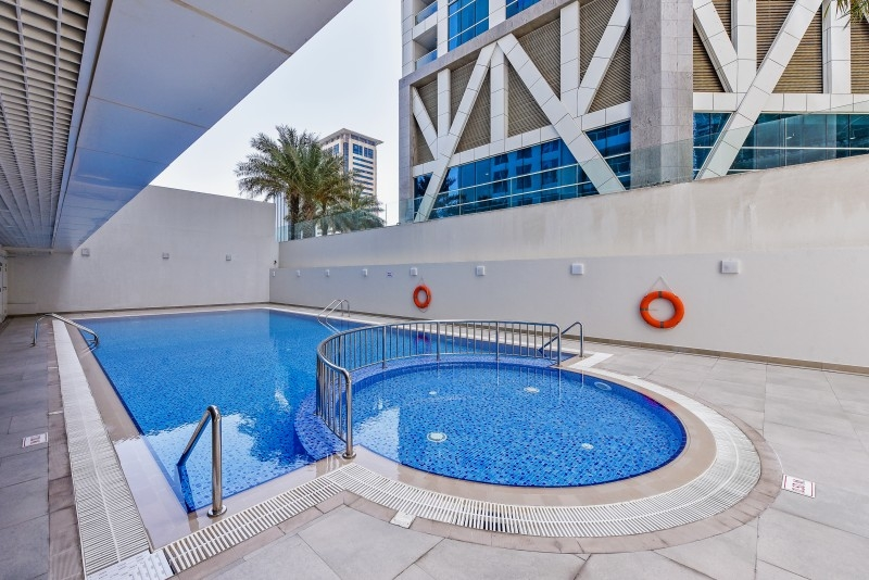 1 Bedroom Apartment For Rent in  Marina Arcade Tower,  Dubai Marina   9