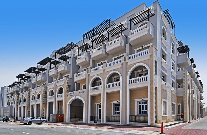 1 Bedroom Apartment For Rent in  Autumn Cluster 1,  Jumeirah Village Circle | 10