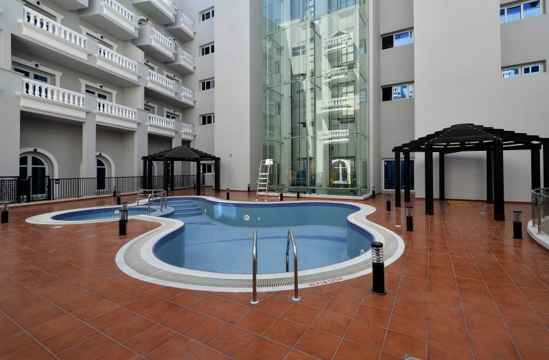 1 Bedroom Apartment For Rent in  Autumn Cluster 1,  Jumeirah Village Circle | 9