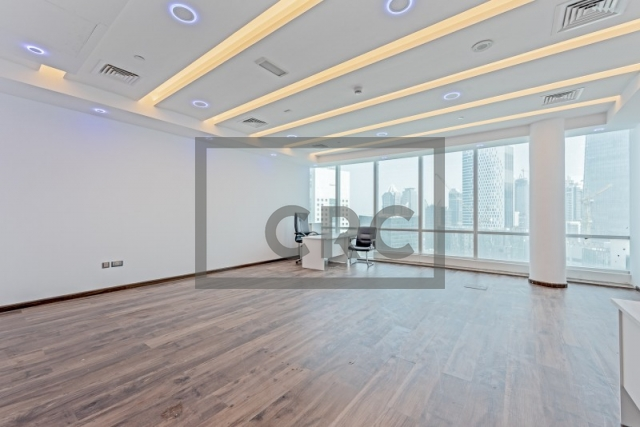 office for rent in business bay, park lane tower | 0