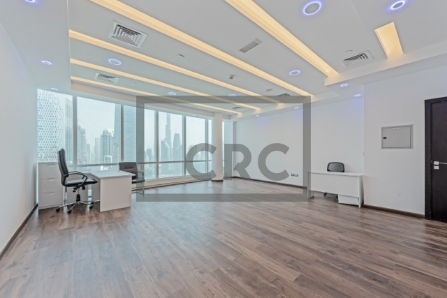 office for rent in business bay, park lane tower | 3