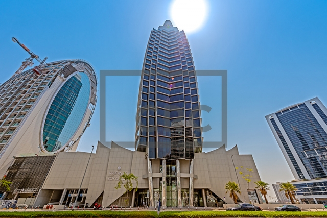 office for rent in business bay, b2b tower   9