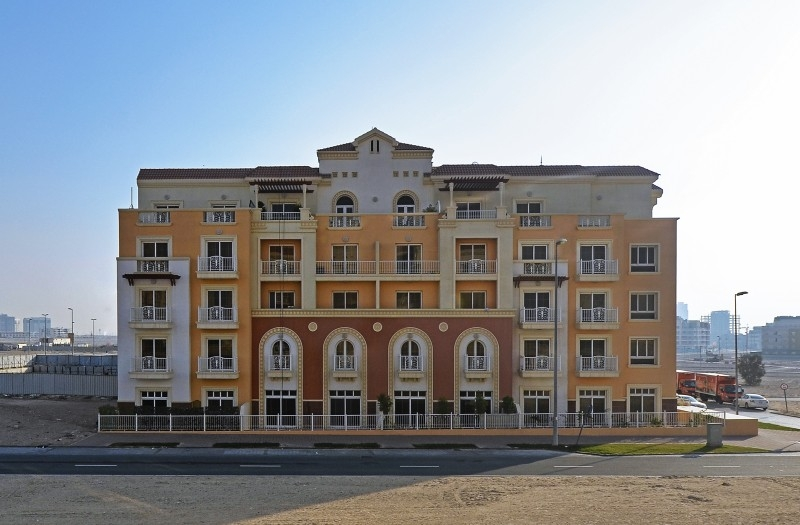1 Bedroom Apartment For Rent in  Florence 2,  Jumeirah Village Circle | 8