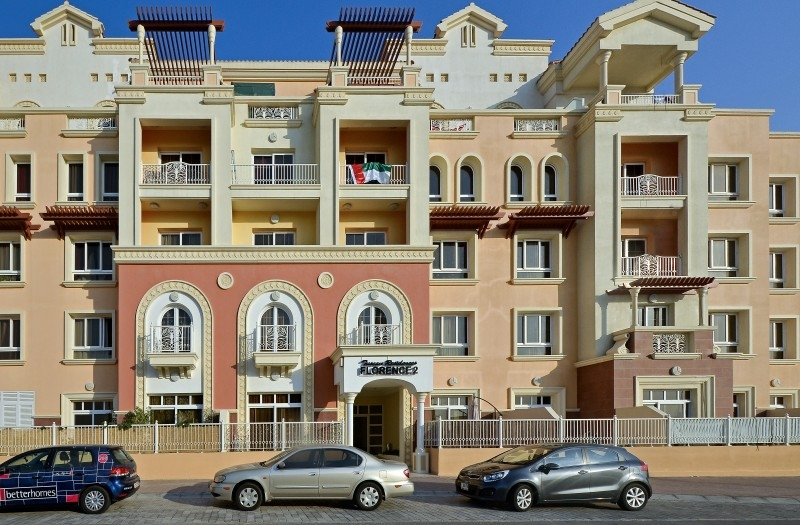 1 Bedroom Apartment For Rent in  Florence 2,  Jumeirah Village Circle | 7