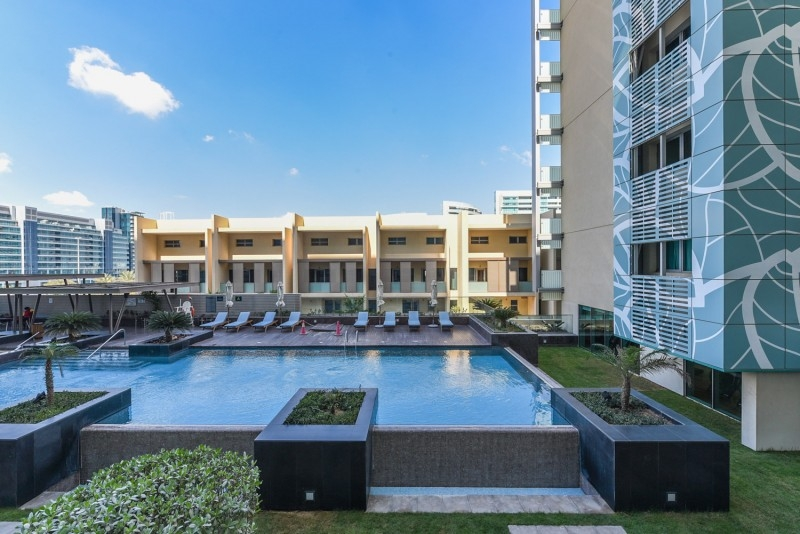 1 Bedroom Apartment For Rent in  Al Nada 1,  Al Raha Beach | 2