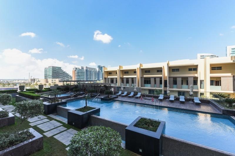 1 Bedroom Apartment For Rent in  Al Nada 1,  Al Raha Beach | 4