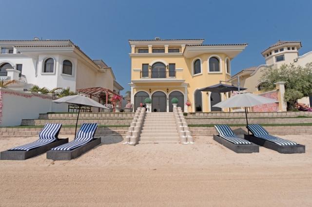 Garden Homes Frond D, Palm Jumeirah