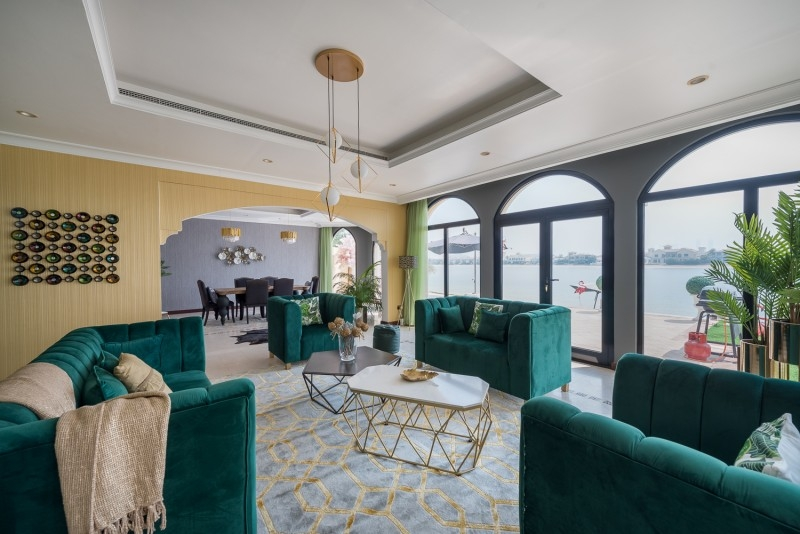 5 Bedroom Villa For Sale in  Garden Homes Frond D,  Palm Jumeirah | 2