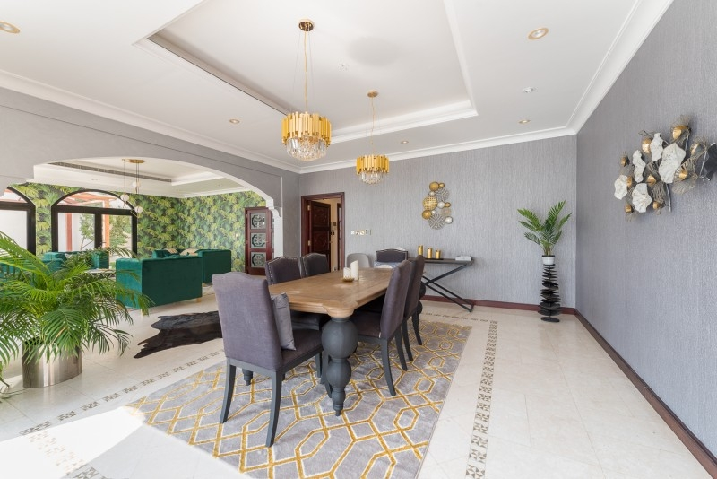 5 Bedroom Villa For Sale in  Garden Homes Frond D,  Palm Jumeirah | 4