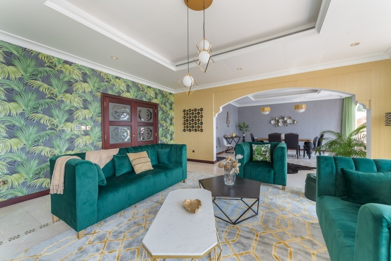 5 Bedroom Villa For Sale in  Garden Homes Frond D,  Palm Jumeirah | 3